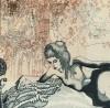 Apparitions - E.A. 28 x 55 cm. 2012