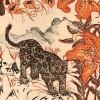 Chats tigres - 10 x 25 cm. - 2011