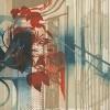 Les mémoires sélectives - Hommage à Eileen Gray - 18 x 38 cm.